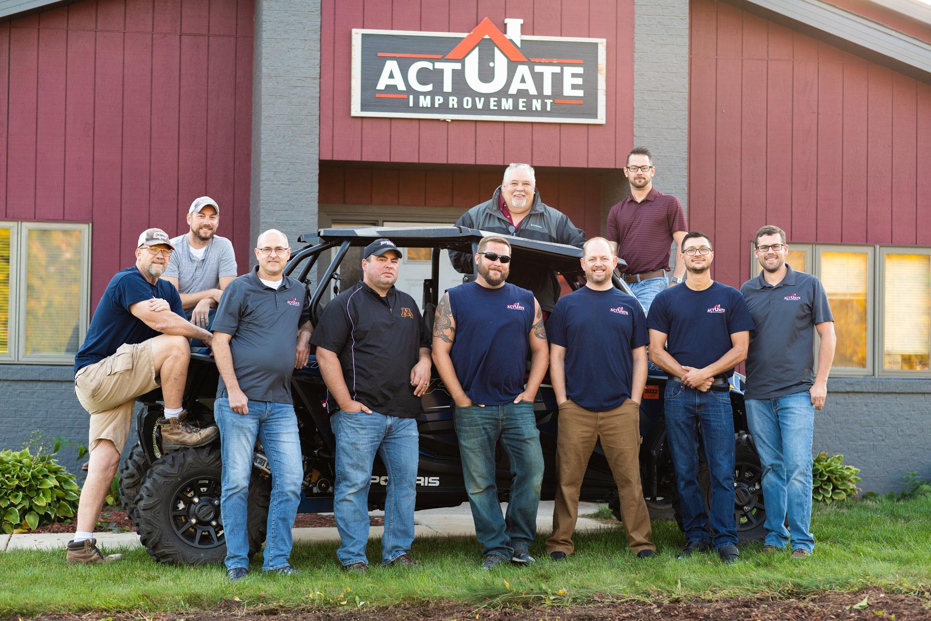 actuate-team